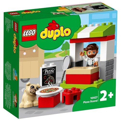 Конструктор LEGO Duplo 10927 Киоск-пиццерия конструктор lego duplo 10834 пиццерия