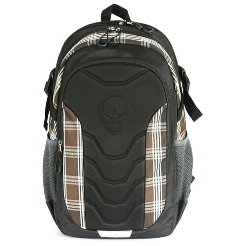 Купить Ufo People Рюкзак 7620, серый/черный/коричневый, Рюкзаки, ранцы