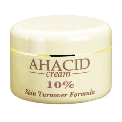 Ahacid Cream 10% Skin Turnover Formula Крем с 10% гликолевой кислоты для лица, 50 мл кислоты для лица летом