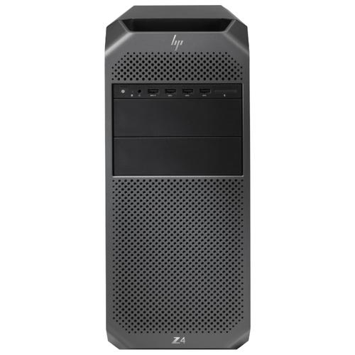 Рабочая станция HP Z4 G4 Minitower (6QN77EA) Mini-Tower/Intel Core i9-9820X/16 ГБ/512 ГБ SSD/Windows 10 Pro черный процессор intel core i9 9820x tray