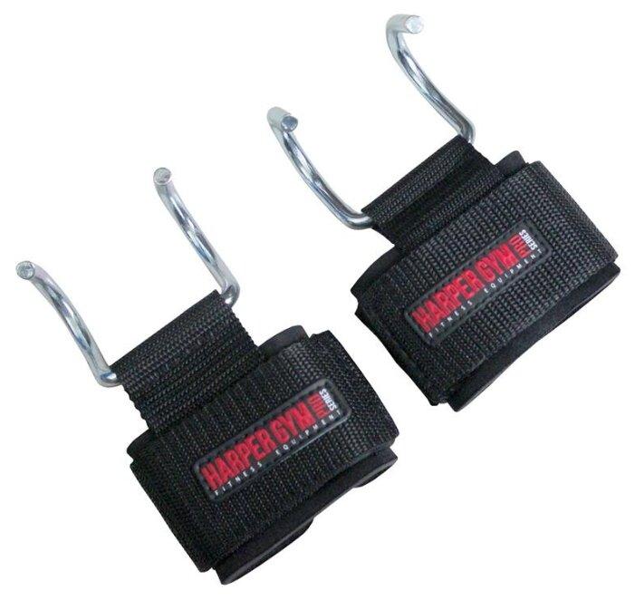 Крюк для турника/тяги/грифа 2 шт. Harper Gym Pro Series JE-2667