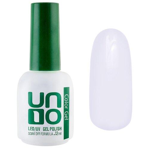 Купить Гель-лак для ногтей UNO Color Нега, 12 мл, оттенок 455 Невесомость