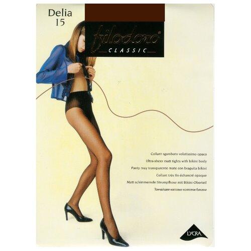 Колготки Filodoro Classic Delia 15 den cognac 3-M (Filodoro)Колготки и чулки<br>