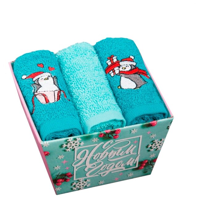 Набор полотенец этель декоративные латки для одежды