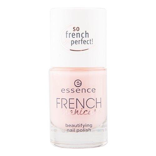 Купить Лак Essence French Manicure, 10 мл, 01 Girl's Best French