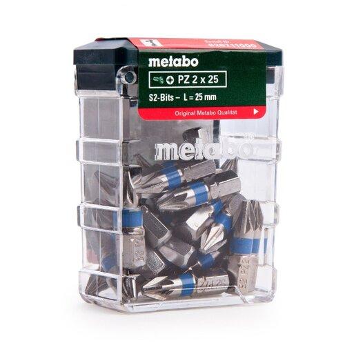 Набор бит Metabo 626711000, 25 предм. набор бит metabo 626711000 25 предм