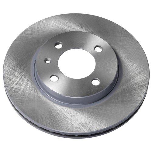 Комплект тормозных дисков передний Febi 06512 256x20 для SEAT, Volkswagen (2 шт.) комплект тормозных дисков передний febi 31767 241x19 для hyundai accent 2 шт