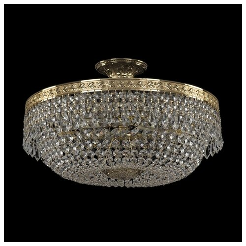 Фото - Люстра Bohemia Ivele Crystal 1901 19011/45IV G, E14, 240 Вт bohemia ivele crystal 1903 19031 45iv gb