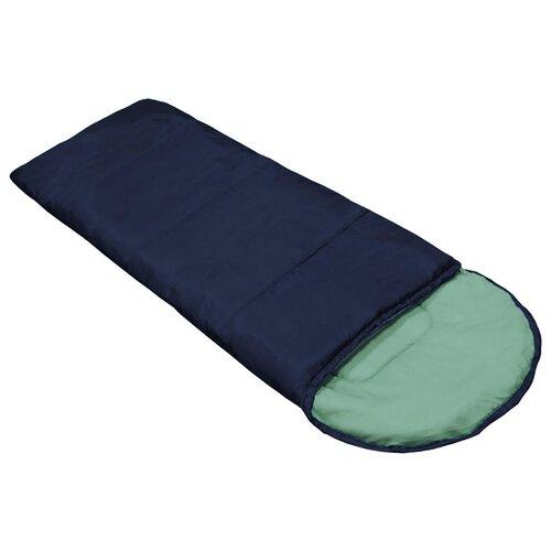 Спальный мешок PicRest СП2 темно-синий