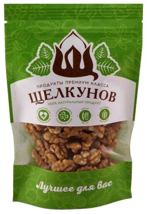 Грецкий орех Щелкунов очищенный пластиковый пакет 80 г