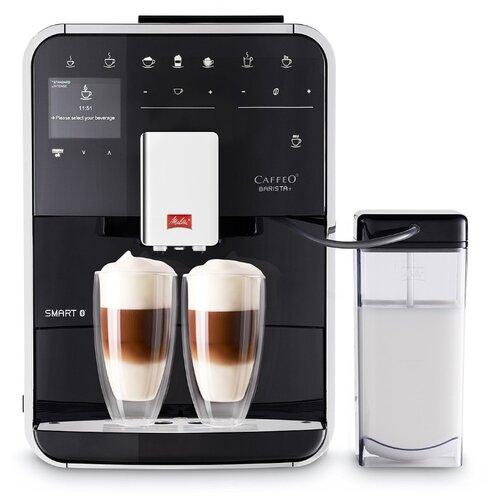 Кофемашина Melitta Caffeo Barista T Smart черный