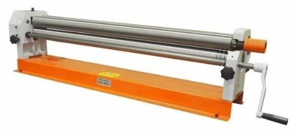 Вальцовочный станок ручной STALEX W01-1.5х1300 L