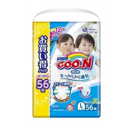 Goo.N трусики Ultra L (9-14 кг) 56 шт.
