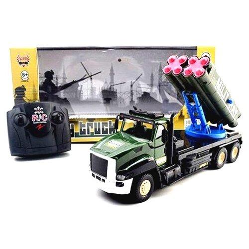 Купить Ракетная установка Yong Jia Da 968-26 зеленый/черный, Радиоуправляемые игрушки