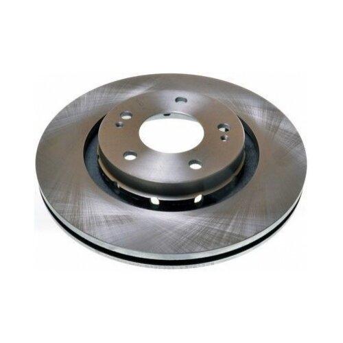 Комплект тормозных дисков передний Valeo 297276 297x24 для Mitsubishi Outlander, Mitsubishi Airtrek (2 шт.)