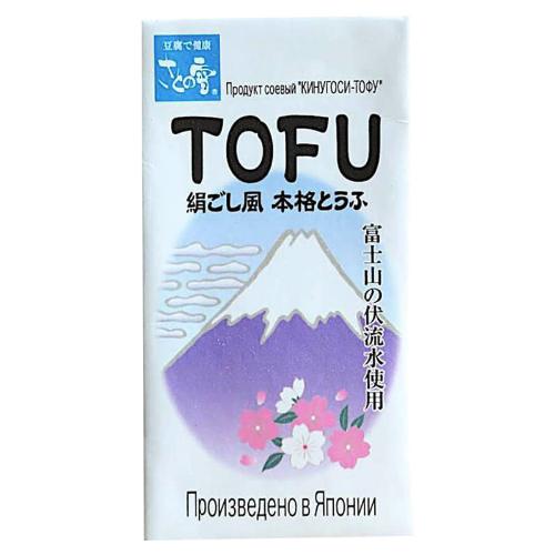 цена на Сырный продукт Satonoyuki Кинугоси-Тофу 300 г
