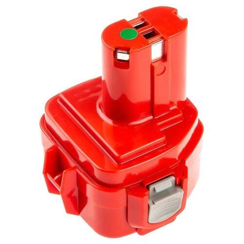 Аккумулятор Hammer AKM1215 Ni-Cd 12 В 1.5 А·ч аккумулятор для hammer premium ni cd acd144 acd144c