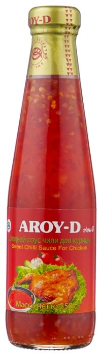 Соус Aroy-D Sweet chilli for chicken, 350 г