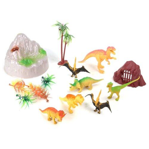 Veld Co Динозавры 82485 автотрек veld co 51587