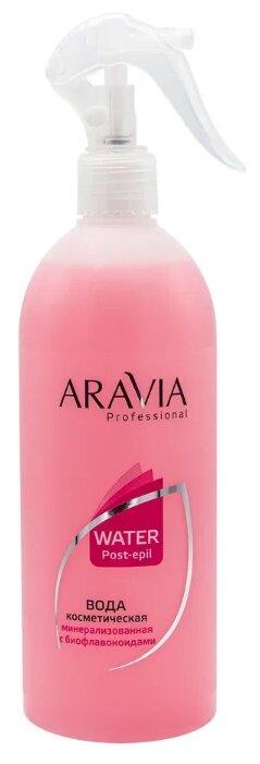 ARAVIA Professional Вода косметическая после депиляции минерализованная с биофлавоноидами