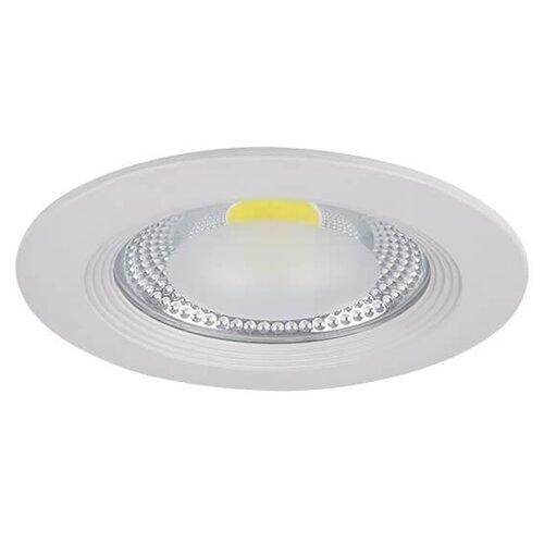 Встраиваемый светильник Lightstar Forto 223152 встраиваемый светильник lightstar i61609