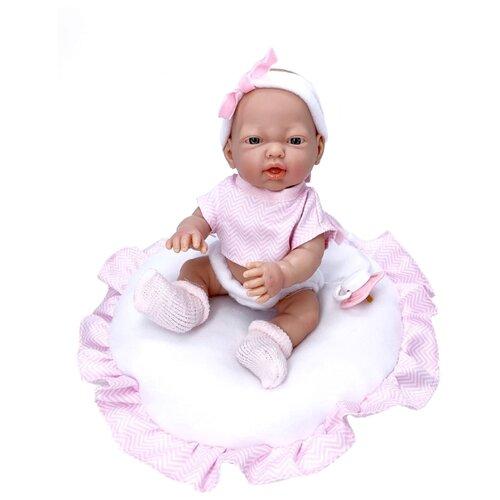 Пупс Nines Artesanals d'Onil Golosinas с подушкой, 26 см, 2022, Куклы и пупсы  - купить со скидкой