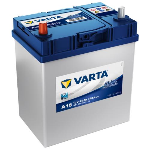 Автомобильный аккумулятор VARTA Blue Dynamic A15 (540 127 033) аккумулятор varta blue dynamic a15 540 127 033