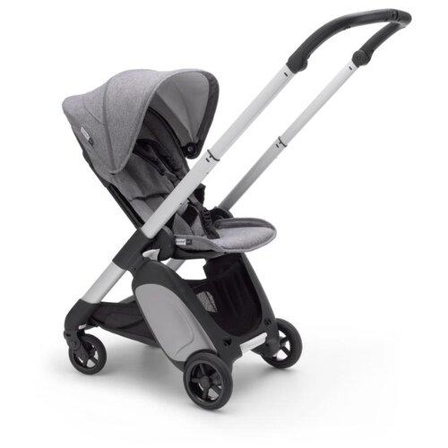 Прогулочная коляска Bugaboo ANT Alu/Grey melange/Grey melange, цвет шасси: серебристый