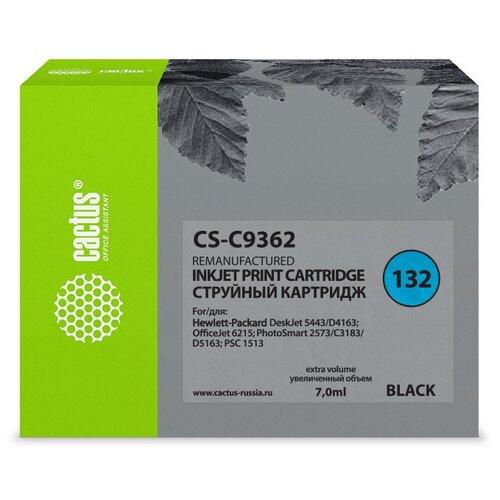 Фото - Картридж cactus CS-C9362 132, совместимый картридж cactus cs ph3140 совместимый