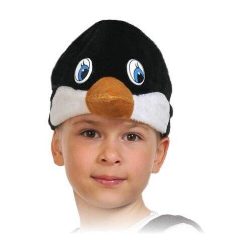 Купить Маска КарнавалOFF Сорока (4058), черный, размер 53-55, Карнавальные костюмы