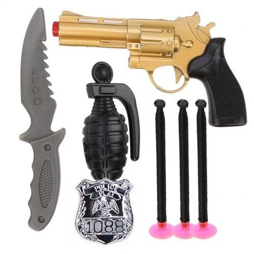 Купить Игровой набор Shantou Gepai 1129-3, Полицейские и шпионы