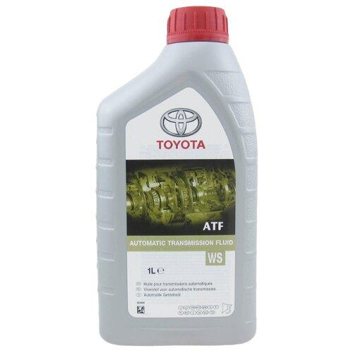 Трансмиссионное масло TOYOTA ATF WS 1 л