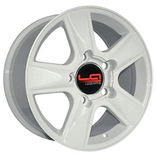 Фото - Колесный диск LegeArtis TY60 8x17/5x150 D110.3 ET60 White колесный диск replikey rk yh5061 8 5x20 5x150 d110 5 et60 s