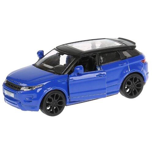 Купить Легковой автомобиль ТЕХНОПАРК Range Rover Evoque 12.5 см синий, Машинки и техника