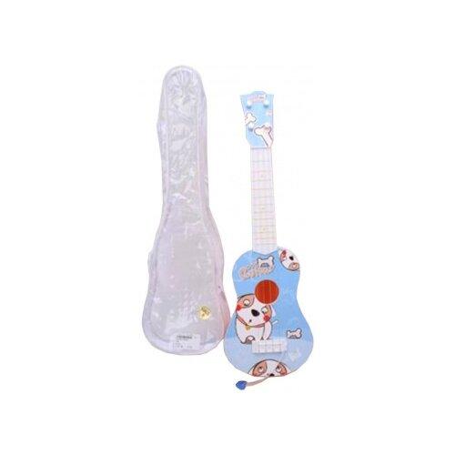 Купить Наша игрушка гитара 643364, Детские музыкальные инструменты