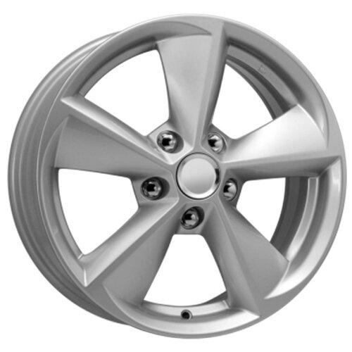 Фото - Колесный диск K&K КС681 6.5x16/5x108 D63.35 ET50 сильвер колесный диск trebl 9975 6 5x16 5x108 d63 3 et52 5 silver