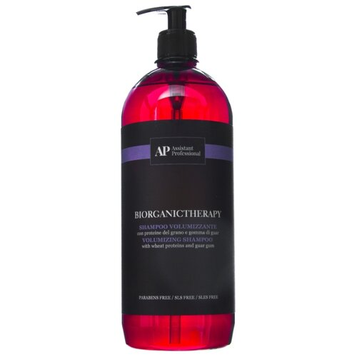 Assistant Professional шампунь Bio organic Therapy Volumizing, 1 л
