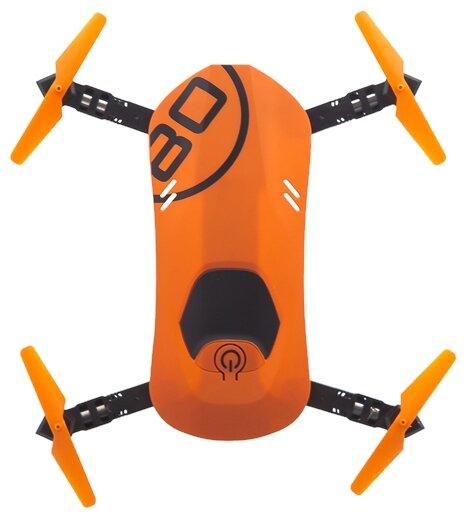 Квадрокоптер SKYMOTO SK-20 оранжевый/черный фото 1