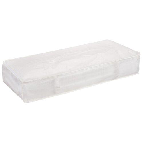 Handy Home Кофр для хранения белый 95 x 45 x 18 см белый кофр для мелочей и косметики cofret ажур 4 ячейки 15 x 15 x 10 см
