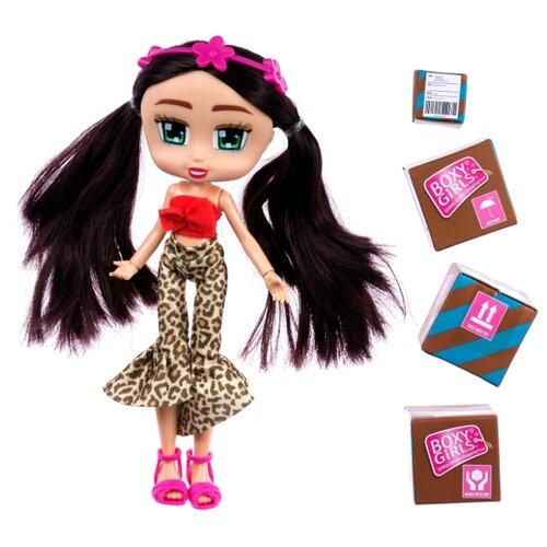 Купить Кукла 1 TOY Boxy Girls Hannah, 20 см, Т16628, Куклы и пупсы