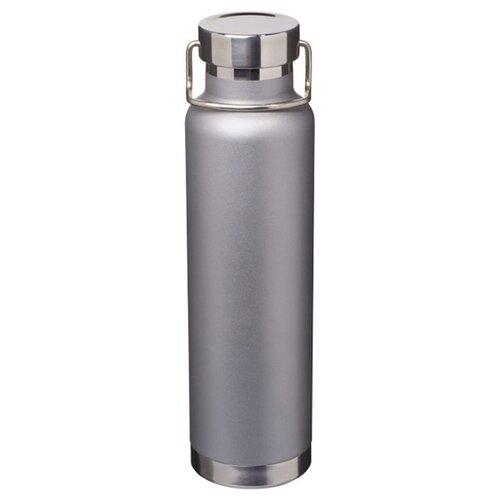 Бутылка с вакуумной медной изоляцией, серый