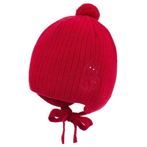 Купить Шапка Prikinder размер 42-44, красный, Головные уборы
