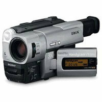 Видеокамера Sony CCD-TRV66E