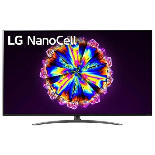 Фото - Телевизор NanoCell LG 65NANO916 65 (2020) черный led телевизор lg 55nano906 nanocell