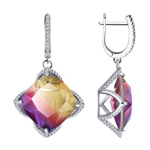Diamant Серьги из серебра 94-321-00499-1