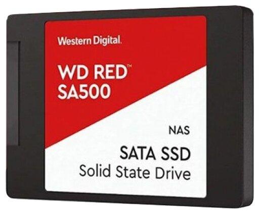 Купить Твердотельный накопитель Western Digital WD Red 2000 GB WDS200T1R0A по низкой цене с доставкой из Яндекс.Маркета