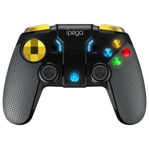 Геймпад IPEGA PG-9118, черный/желтый