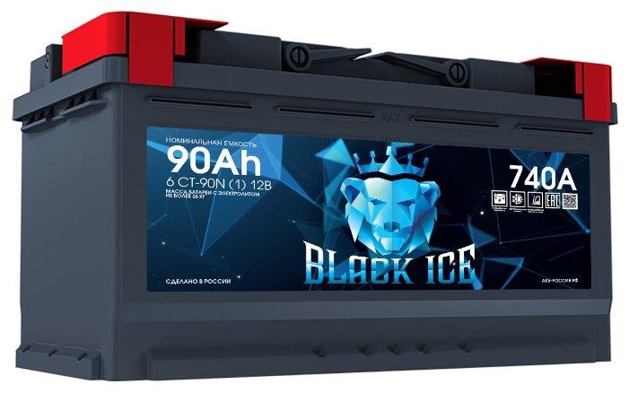Купить Аккумулятор BLACK ICE 6СТ-90.1 ёмкость 90 Ач прямая полярность 1 - BI9011 по низкой цене с доставкой из Яндекс.Маркета