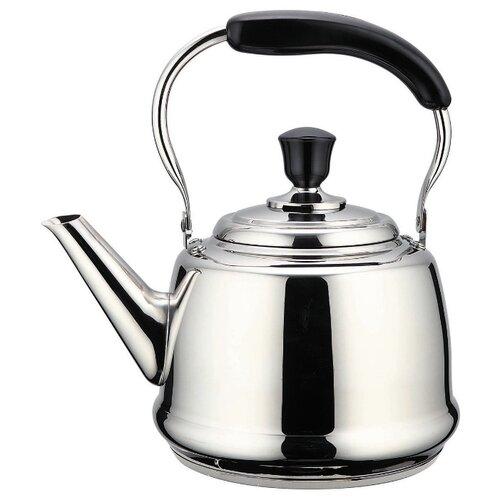 Beka Чайник Claudette 12028454 4 л, серебристый