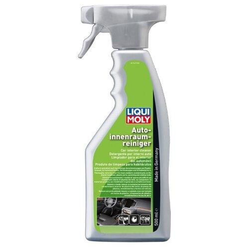 цена на LIQUI MOLY Очиститель салона автомобиля Auto-Innenraum-Reiniger 0,5л, 0.5 л